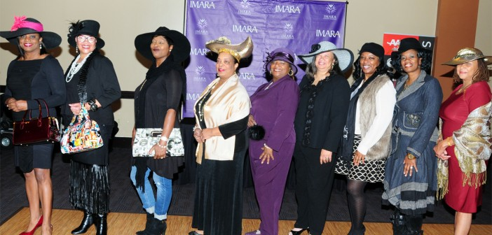 Hattitude Brunch Contestants-Hats with Attitude!