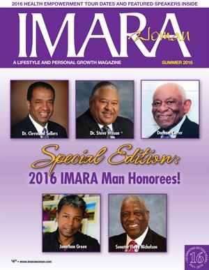 2016 IMARA Man Honorees