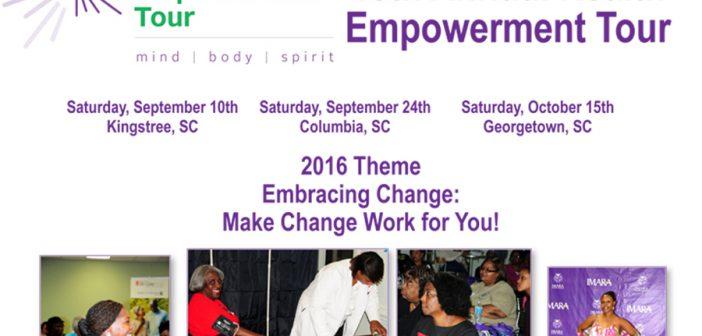 Health Empowerment Tour 2016