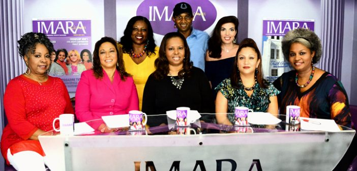 IMARA Woman Magazine Season Finale-Race In America