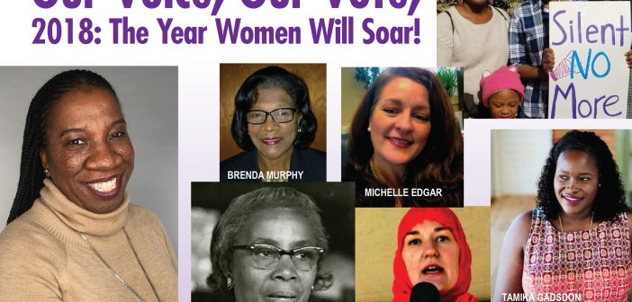 2018: The Year Women Will Soar!